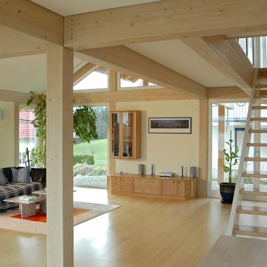 holzbau pfister bauen wohnen modernisieren. Black Bedroom Furniture Sets. Home Design Ideas